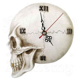 Sat ALCHEMY GOTHIC - Tempore Mortis Skull, ALCHEMY GOTHIC
