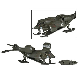 Ukras (zrakoplov) Aliens Diecast - Cinemachines Series 1 UD-4L, Alien - Vetřelec