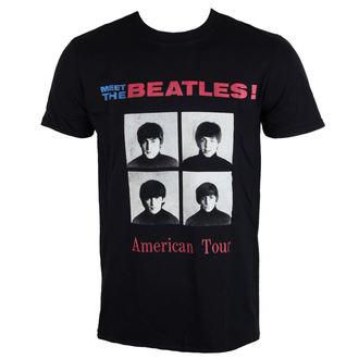 Majica metal muška Beatles - American Tour 1964 - ROCK OFF, ROCK OFF, Beatles