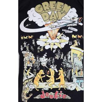 Muška metal majica Green Day - Black - ROCK OFF, ROCK OFF, Green Day