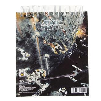 Blok za bilješke STAR WARS - CHARACTERS - LOW FREQUENCY, LOW FREQUENCY