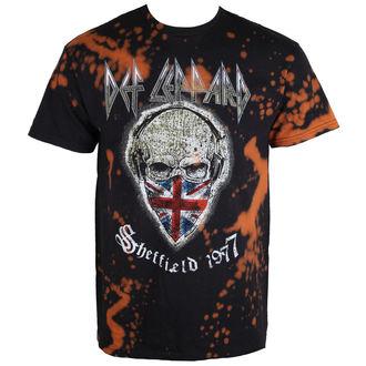 Majica metal muška Def Leppard - Sheffielf - BAILEY, BAILEY, Def Leppard