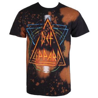 Majica metal muška Def Leppard - Geo Shapes - BAILEY, BAILEY, Def Leppard