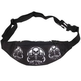 Torbica oko struka DOGA - Detox - Black / White, Doga