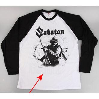 Majica muška dugi rukav Sabaton - Chose To Surrender - NUCLEAR BLAST - OŠTEĆENO, NUCLEAR BLAST, Sabaton