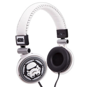 Slušalice Star Wars - Storm Trooper - WHT