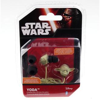 Slušalice Star Wars - Yoda - Zelena, NNM