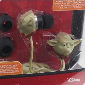 Slušalice Star Wars - Yoda - Zelena
