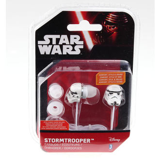 Slušalice Star Wars - Stormtrooper - wHT, NNM