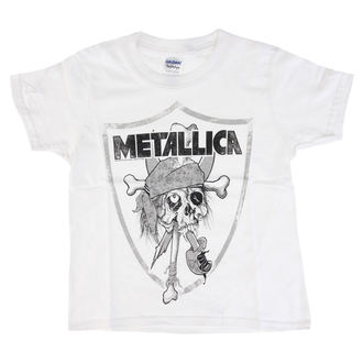 Majica metal dječja Metallica - Pirate -, Metallica