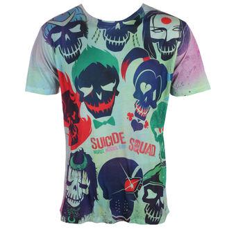 Filmska majica muška Suicide Squad - Poster - LIVE NATION, LIVE NATION