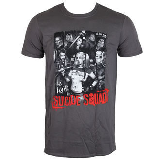 Filmska majica muška Suicide Squad - HA HA HA - LIVE NATION, LIVE NATION