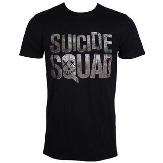 Filmska majica muška Suicide Squad - Logo - LIVE NATION, LIVE NATION