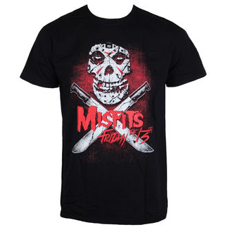 Majica metal muška Misfits - Friday 13Th - LIVE NATION, LIVE NATION, Misfits