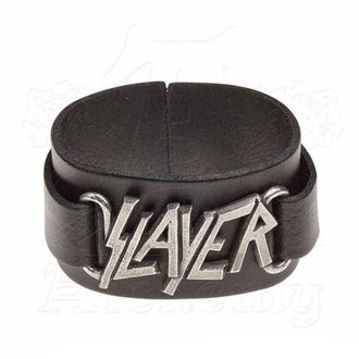 Narukvica Slayer - ALCHEMY GOTHIC - Logo, ALCHEMY GOTHIC, Slayer
