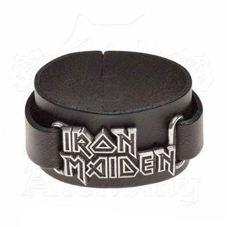 Narukvica Iron Maiden - ALCHEMY GOTHIC - Logo, ALCHEMY GOTHIC, Iron Maiden