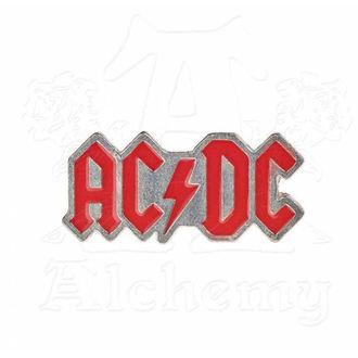 Značka AC / DC - ALCHEMY GOTHIC - Enamel Logo, ALCHEMY GOTHIC, AC-DC