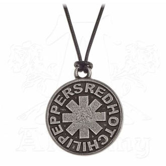 Ogrlica Red Hot Chilli Peppers - ALCHEMY GOTHIC - Asterisk Round, ALCHEMY GOTHIC, Red Hot Chili Peppers