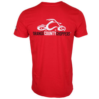 Majica muška - Logo - ORANGE COUNTY CHOPPERS, ORANGE COUNTY CHOPPERS