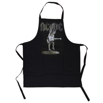 Pregača AC / DC - Stiff Upper Lip Apron - LOW FREQUENCY, LOW FREQUENCY, AC-DC