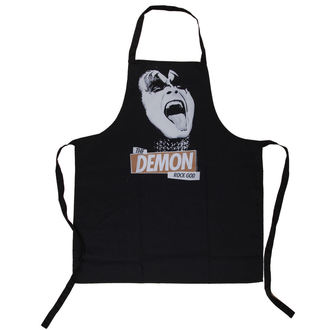Pregača Kiss - Rock God Apron - LOW FREQUENCY, LOW FREQUENCY, Kiss