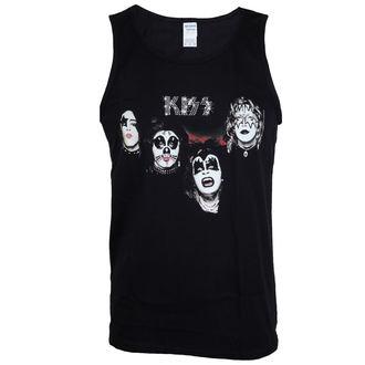 Majica bez rukava muška Kiss - 1974 - LOW FREQUENCY, LOW FREQUENCY, Kiss