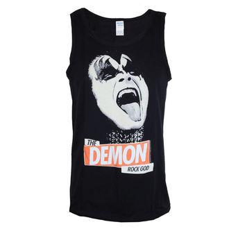 Majica bez rukava muška Kiss - Rock God - LOW FREQUENCY, LOW FREQUENCY, Kiss
