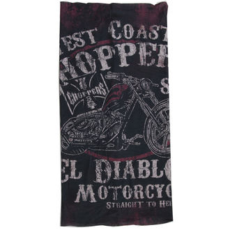 Marama West Coast Choppers - EL DIABLO - BLACK, West Coast Choppers