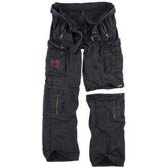 Hlače muške SURPLUS - ROYAL OUTBACK - BLACK, SURPLUS