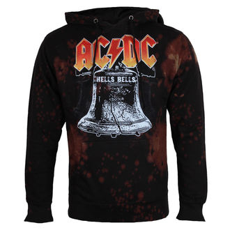 Majica s kapuljačom muška AC-DC - HELLS BELLS - BAILEY, BAILEY, AC-DC
