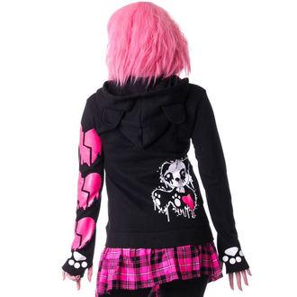 Majica s kapuljačom ženska - KP MASCARA - KILLER PANDA, KILLER PANDA