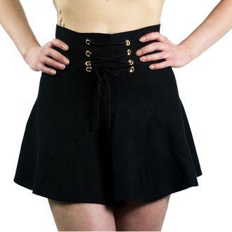 Suknja ženska INNOCENT LIFESTYLE - BARNEY - BLACK, INNOCENT LIFESTYLE