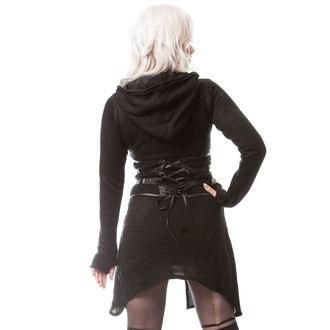 Džemper ženski (kardigan) VIXXSIN - SIFER - BLACK, VIXXSIN