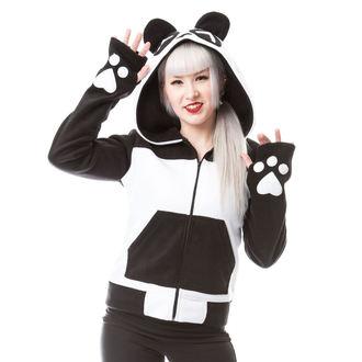 Majica s kapuljačom ženska - KP SPLIT UP - KILLER PANDA, KILLER PANDA