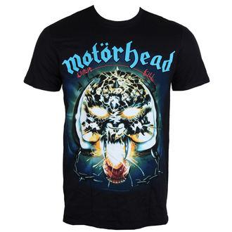 Majica metal muška Motörhead - Overkill - ROCK OFF