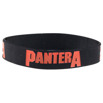 Narukvica Pantera - Logo - ROCK OFF, ROCK OFF, Pantera