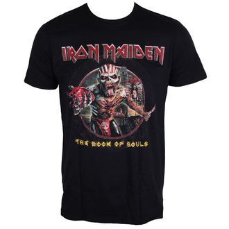 Majica metal muška Iron Maiden - Book Of Souls - ROCK OFF, ROCK OFF, Iron Maiden