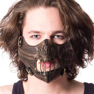 Maska POIZEN INDUSTRIES - HANNIBAL - BROWN, POIZEN INDUSTRIES