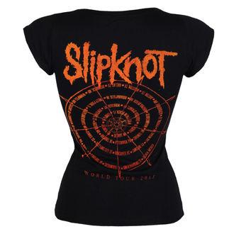Majica metal ženska Slipknot - The wheel - ROCK OFF, ROCK OFF, Slipknot