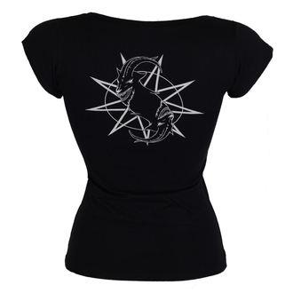 Majica metal ženska Slipknot - Goat Star Logo - ROCK OFF, ROCK OFF, Slipknot