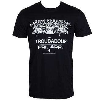 Majica metal muška Guns N' Roses - Troubadour - ROCK OFF, ROCK OFF, Guns N' Roses
