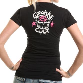 Majica ženska - PONY MUERTE - CUPCAKE CULT, CUPCAKE CULT