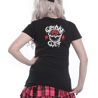 Majica ženska - TRIGGER Black - CUPCAKE CULT, CUPCAKE CULT