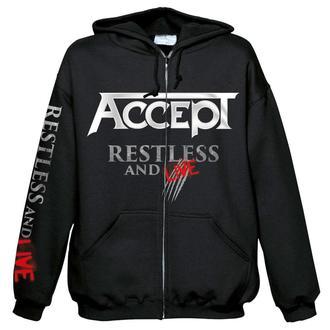 Majica s kapuljačom muška Accept - Restless and live - NUCLEAR BLAST, NUCLEAR BLAST, Accept