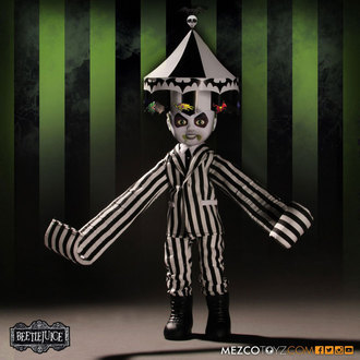 Figurica Beetlejuice - Living Dead Dolls Doll - Showtime, LIVING DEAD DOLLS