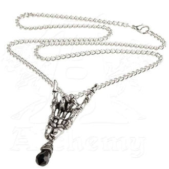 Ogrlica ALCHEMY GOTHIC - Maloik: Sign Of The Horns, ALCHEMY GOTHIC