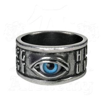 Prsten ALCHEMY GOTHIC - Ouija Eye, ALCHEMY GOTHIC