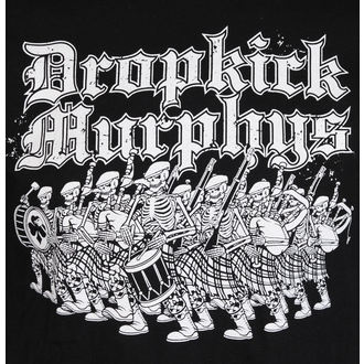 Majica metal muška Dropkick Murphys - Marching - KINGS ROAD, KINGS ROAD, Dropkick Murphys