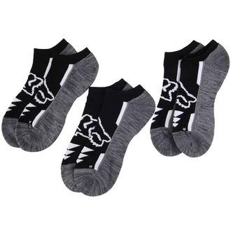 Čarape do gležnja FOX - Perf No Show - Black, FOX