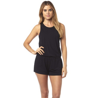 Kombinezon FOX - Refraction Romper- Black, FOX
